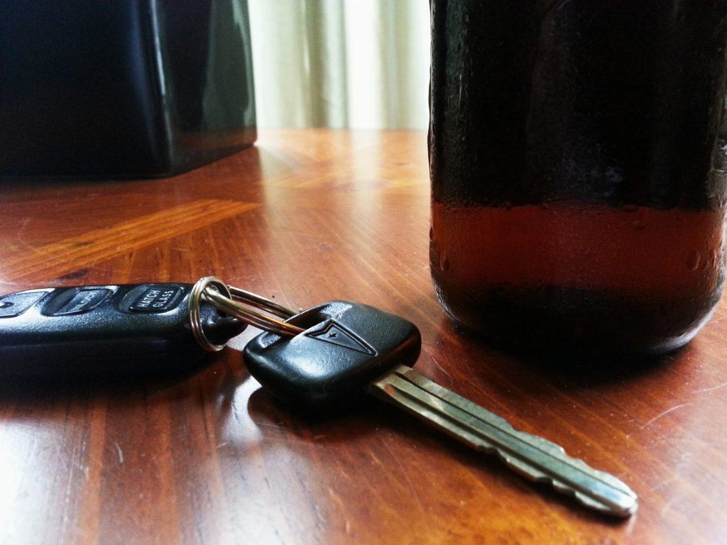 Ποτό και οδήγηση δεν συνδυάζονται