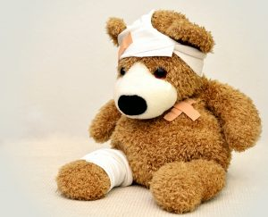 Κουίζ Τραυματισμός & πρώτες βοήθειες